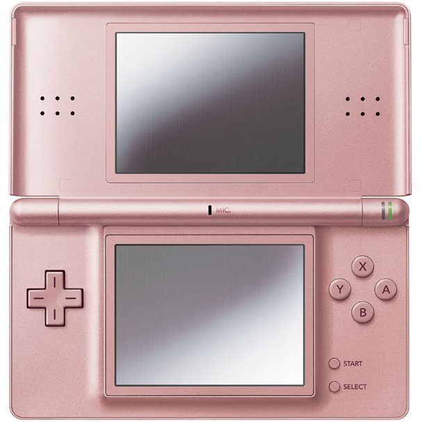 Nintendo DS Lite (Metallic Rose) - 220V
