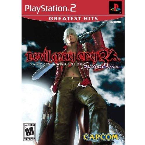 Devil May Cry 3 Special Edition (Greatest Hits)