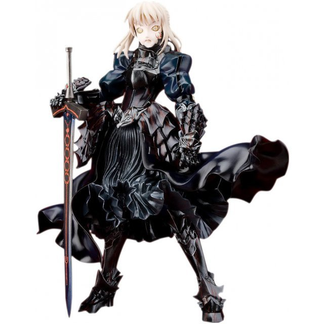 Fate Stay Night 1/8 Scale Pre-Painted PVC Figure: Black Saber