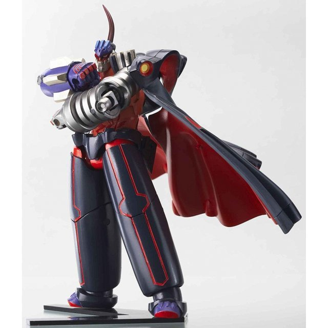 Revoltech Series No. 030 - Aim for the Top 2 Non Scale Pre-Painted PVC Figure: DIX-NEUF Buster-Machine No.19