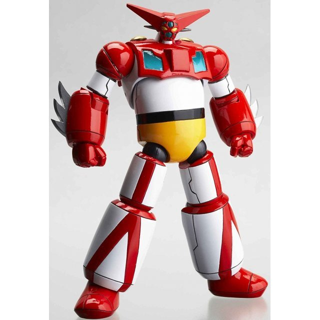 Revoltech Series No. 031 - Shin Getter Non Scale Pre-Painted PVC Figure: Shin Getter 1
