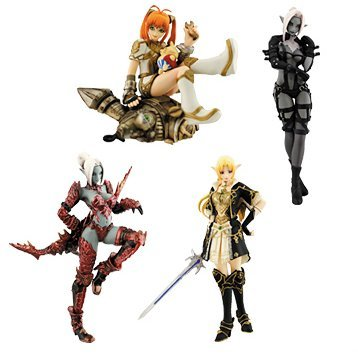 SR Lineage 2 The Chaotic Throne Figure Collection Gashapon