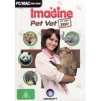 Imagine Pet Vet 2 At The Zoo