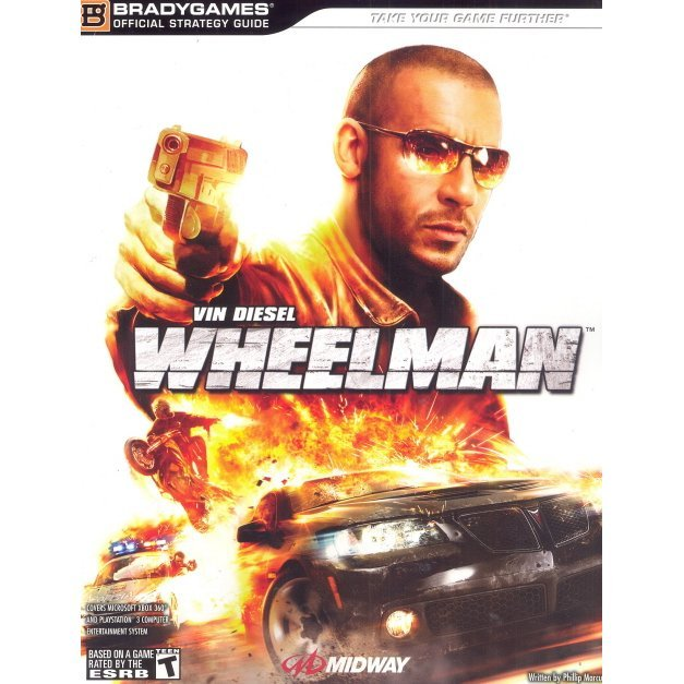 The Wheelman Official Strategy Guide