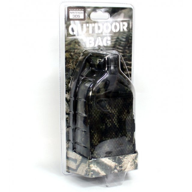 Kamikaze Gear Outdoor Bag (Camouflage)