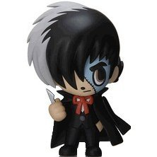 Tezuka Moderno Labo No.006 Black Jack Non Scale Pre-Painted PVC Figure: Black Jack