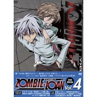 Zombie-Loan Vol.4 [DVD+CD Limited Edition]