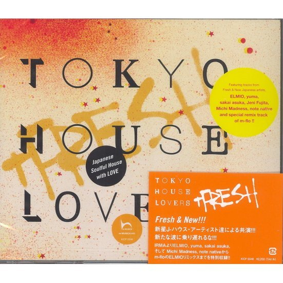 Tokyo House Lovers Fresh