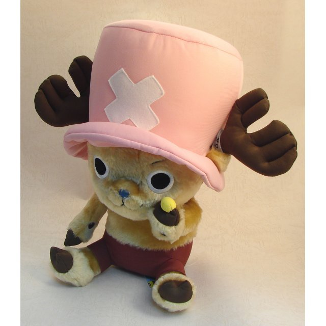 Super DX High Quality One Piece Plush Doll Chopper Figure B