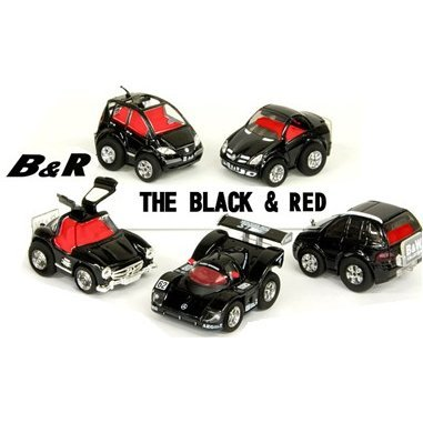 Mercedes-Benz The Black & Red Limited Edition (Red Metal Case)