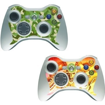Controller Twin-Skin (Green Nato & Dragon)