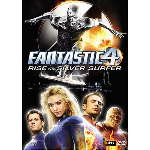 Fantastic Four: Rise Of The Silver Surfer Special Edition