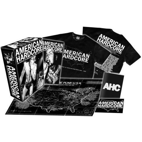 American Hardcore Special Box - Everything Gone Black Edition [Limited Edition]