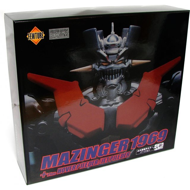 Fewture EX Gokin Series Mazinger Z Pre-Painted Action Figure: Mazinger Z (Repaint Version)