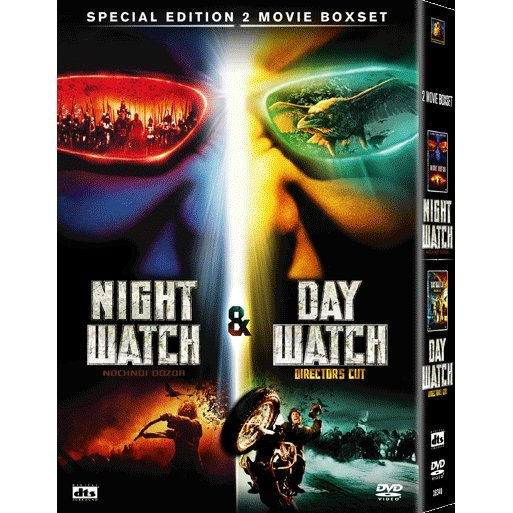 Day Watch + Night Watch [Movie Boxset]