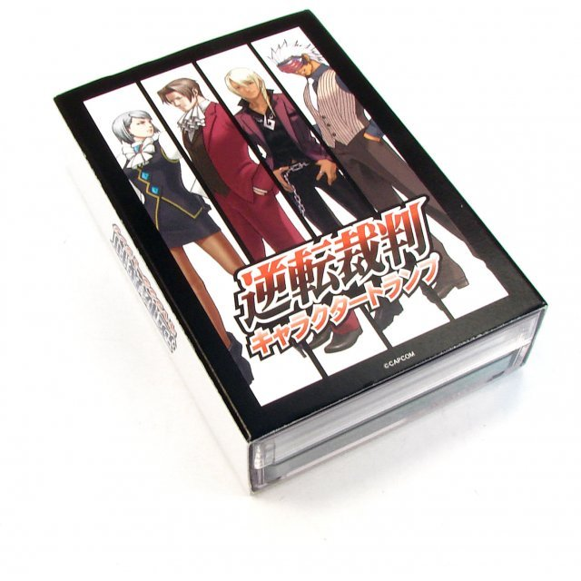 Gyakuten Saiban Playing Cards