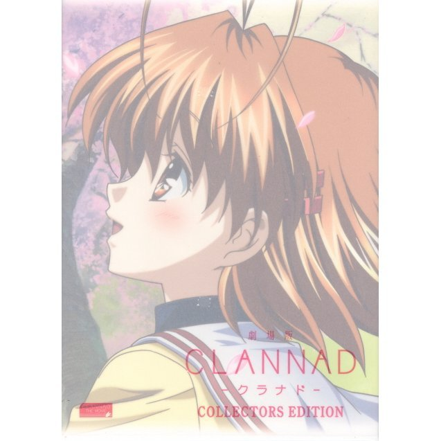 Clannad DVD Collector's Edition [DVD+CD]