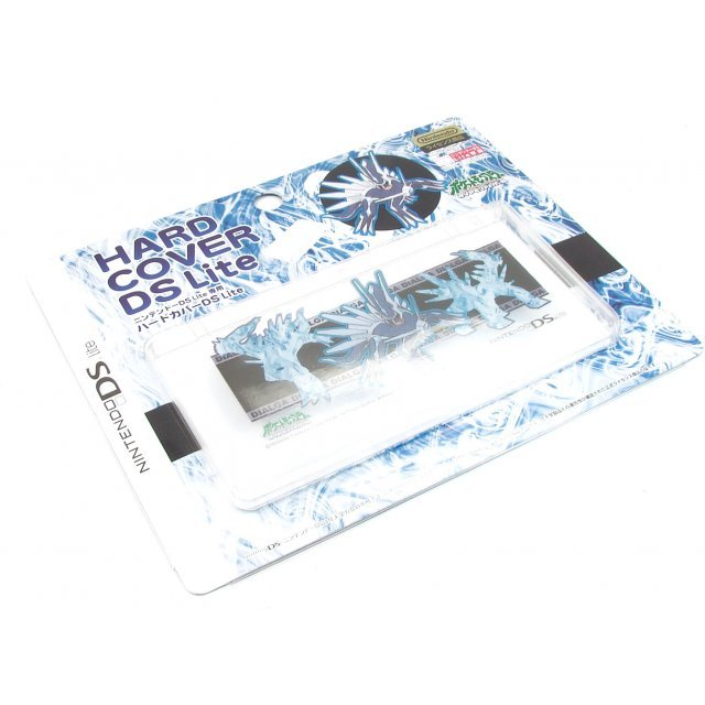 Hard Cover DS Lite - Dialga (07 Winter Version)