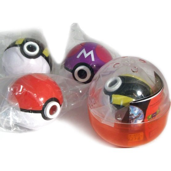 Diamond & Pearl 3 Pokemon Projector Light Special Assortment Gashapon