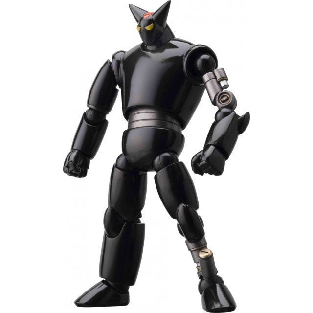 Revoltech Series No. 044 - Tetsujin 28 Non Scale Pre-Painted PVC Figure: Black OX