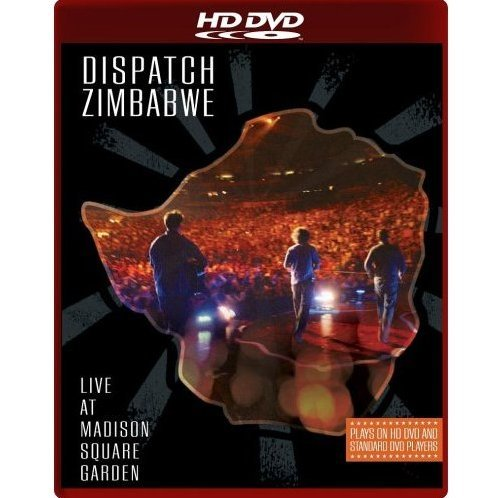 Dispatch Zimbabwe: Live At Madison Square Garden (HD DVD + DVD Combo Format)