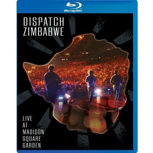 Dispatch Zimbabwe: Live At Madison Square Garden