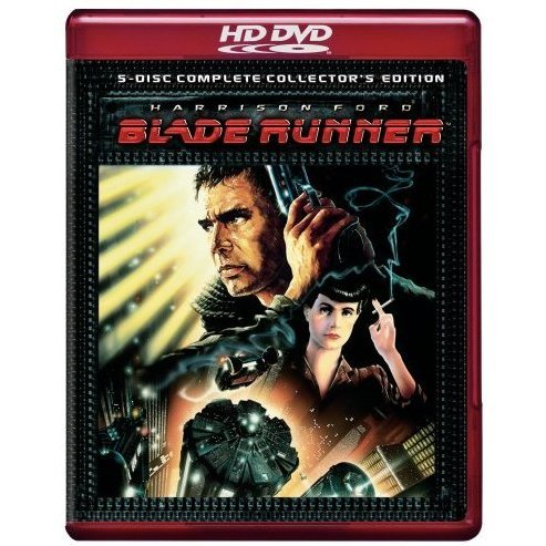 Blade Runner (5-Disc Complete Collector's Edition)