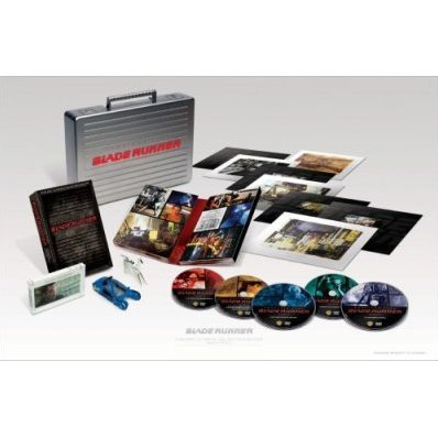 Blade Runner (Five-Disc Ultimate Collector's Edition)