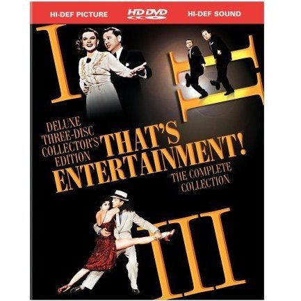 That's Entertainment Trilogy Giftset