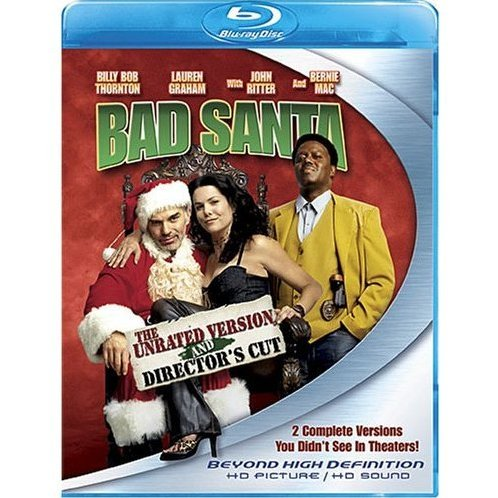 Bad Santa (The Unrated Version and Director's Cut)