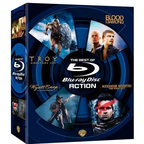 The Best of Blu-ray Disc: Action