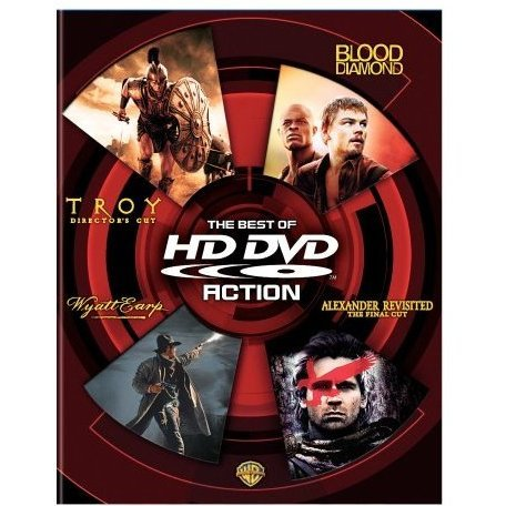 Best of Hd Dvd: Action