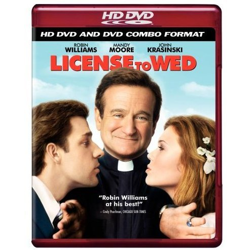 License to Wed (HD DVD + DVD Combo Format)