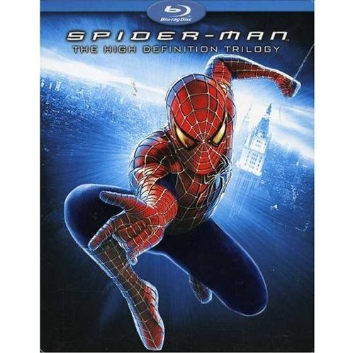Spider-Man - The High Definition Trilogy
