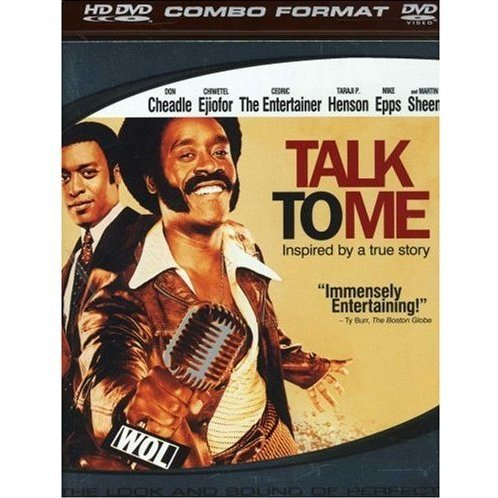 Talk To Me (HD DVD + DVD Combo Format)