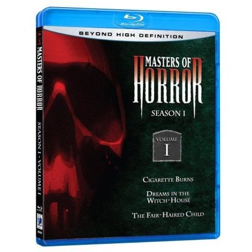 Masters Of Horror: Season 1 Vol. 1