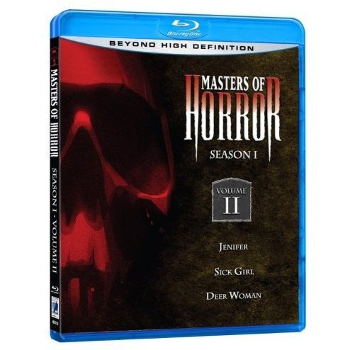Masters Of Horror: Season 1 Vol. 2