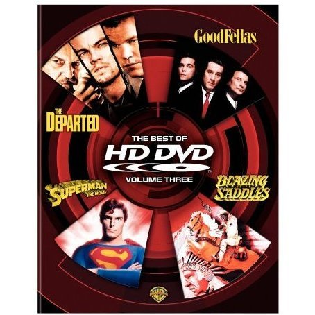 The Best of HD DVD, Volume 3