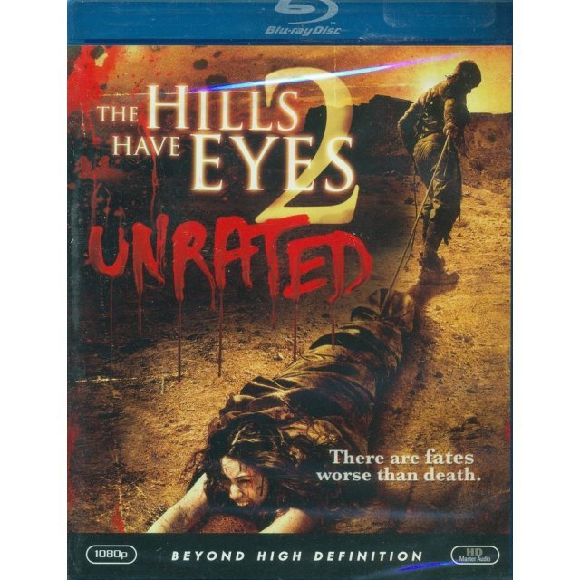 The Hills Have Eyes 2: Unrated
