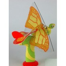 Flytech butterfly fan (Yellow)