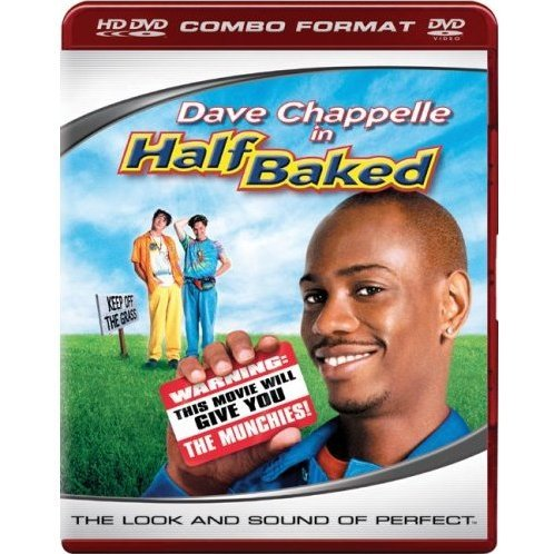 Half Baked (HD DVD + DVD Combo Format)