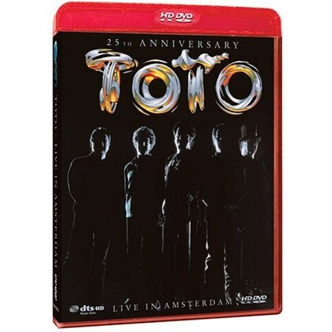 Toto - Live in Amsterdam (25th Anniversary)