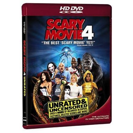 Scary Movie 4 (Unrated & Uncensored)