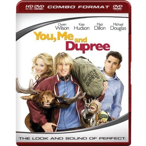 You, Me & Dupree (HD DVD + DVD Combo Format)