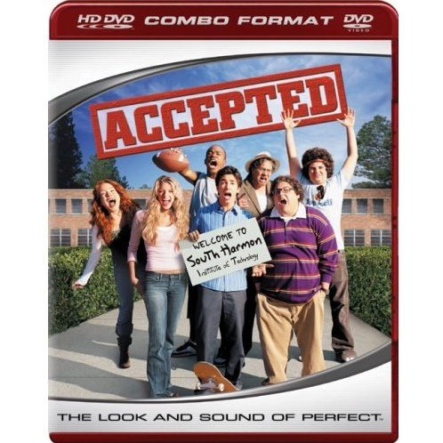 Accepted (HD DVD + DVD Combo Format)