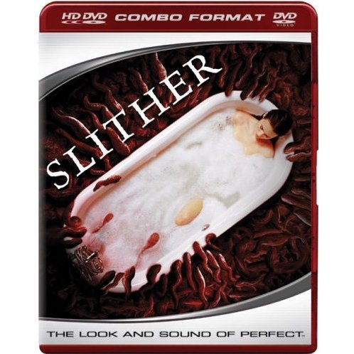 Slither (HD DVD + DVD Combo Format)