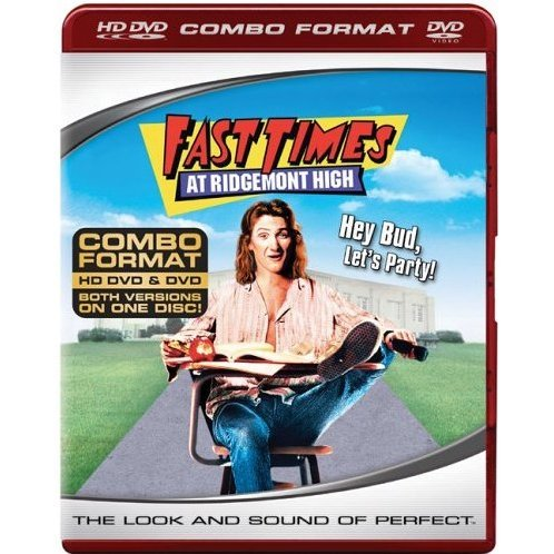 Fast Times At Ridgemont High (HD DVD + DVD Combo Format)