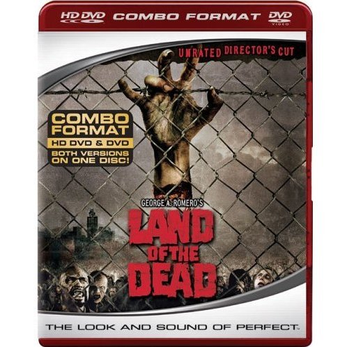 Land of the Dead (HD DVD + DVD Combo Format)