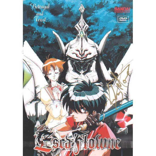 Escaflowne Vol 2 - Betrayal and Trust