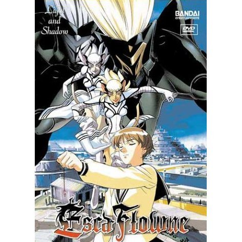 Escaflowne Vol 7 - Light & Shadow